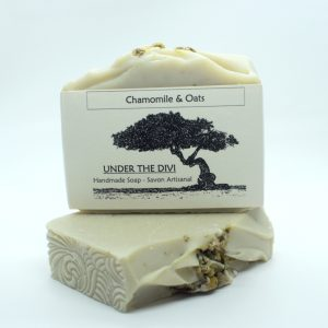 Chamomile & Oats Soap