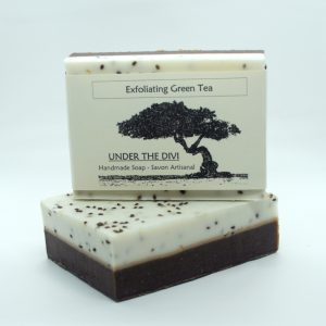 Exfoliating Green Tea Soap