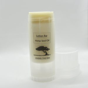 Hemp Seed Lotion Bar