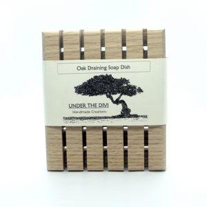 Oak Soap Dish