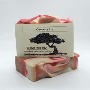 Cranberry Joy Soap