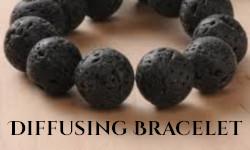 Diffusing Bangle Bracelets