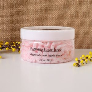 Under The Divi - Foaming Sugar Scrub