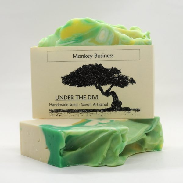 Under The Divi Soap